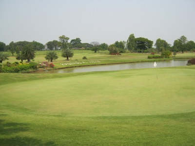 ag 9th green